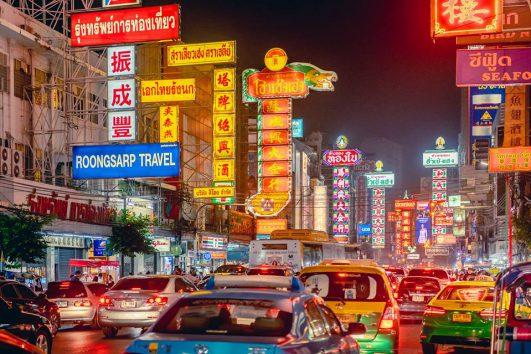 yaowarat - Bangkok Tuk Tuk Tour