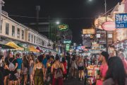 Bangkok street food tour