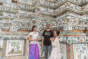 bangkok city and temple tour
